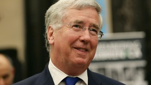 Michael Fallon said Nato countries would each have to decide whether to join military action.