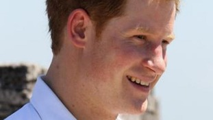 Prince Harry has been on a tour to celebrate the Queen's Diamond Jubilee