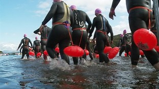Over 500 compete in Coniston Chill Swim