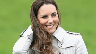 Duchess of Cambridge comes to Wrotham