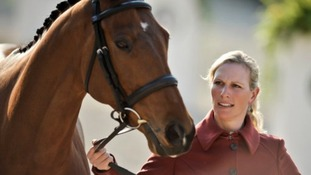 Zara Phillips struggled to get fit after birth of baby Mia