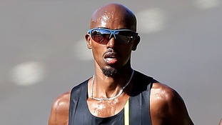 Mo Farah won the Great North Run with a personal best time.
