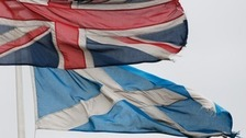 Union Jack/Saltire