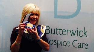 Tracey Cramond at Butterwick Hospice Care