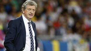 England manager Roy Hodgson.