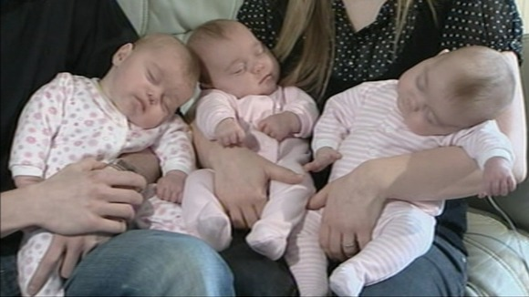 Around a fifth of mothers who have multiple births feel they did not get the support they need