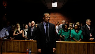 A verdict has been reached in the Oscar Pistorius murder trial.