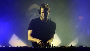 Calvin Harris' music has been streamed on Spotify for the equivalent of over 5,000 continuous years.