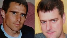 Firemen who died in Shirley Towers blaze