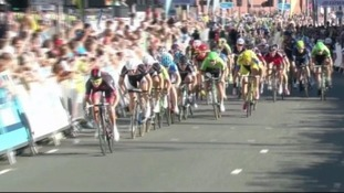 Tour of Britain comes to the West