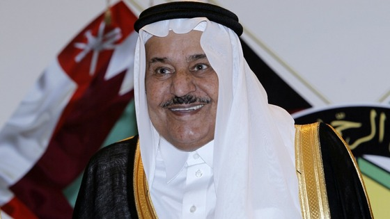 Saudi Arabia&#x27;s Crown Prince Nayef bin Abdulaziz al-Saud.