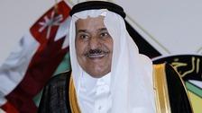 Saudi Arabia's Crown Prince Nayef bin Abdulaziz al-Saud.