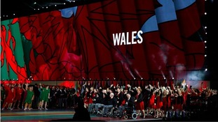 Wales welcomes home Commonwealth Games athletes