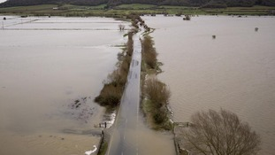Flood prevention schemes to begin in Somerset
