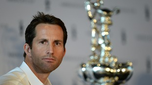 Sir Ben Ainslie plans to bring America's Cup to Britain