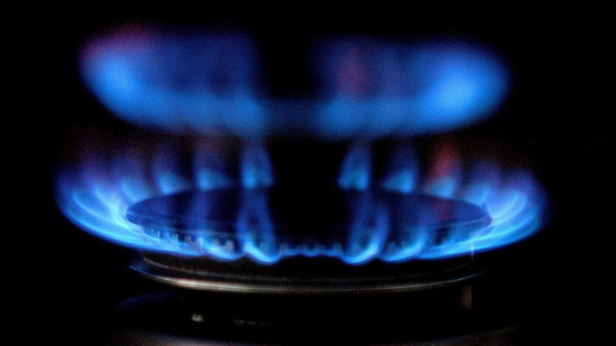 A generic view of a gas ring