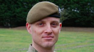 Corporal Alex Guy