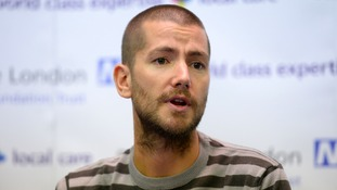 Ebola nurse William Pooley from Suffolk says he may return to Africa