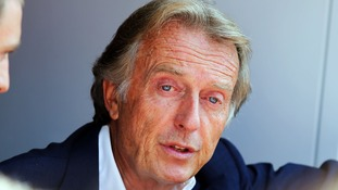 Ferrari chairman Luca Cordero di Montezemolo will leave in October.