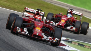 Montezemolo clashed with Marchionne over strategy and the F1 team's poor results