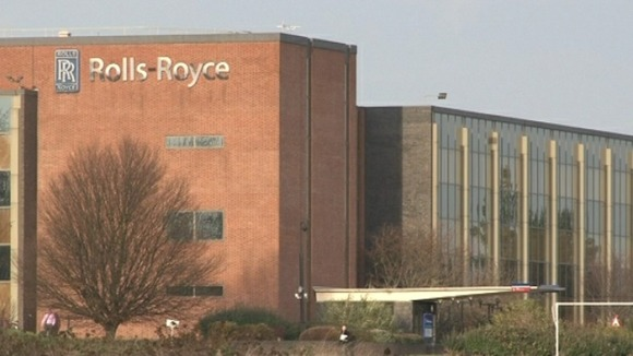 Jobs are expected to be created at the Rolls-Royce plant in Derby