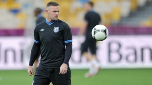 Wayne Rooney is set to make his return to the England team on Tuesday.