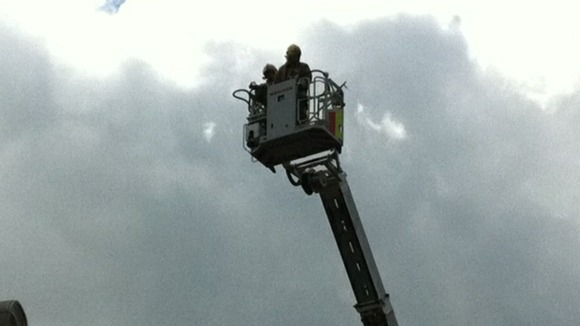 Aerial ladder