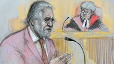 Dave Lee Travis brands alleged victims 'liars'.