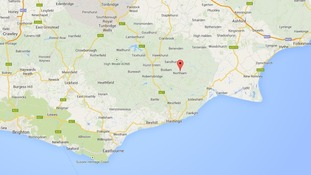 The shooting took place in Northiam, near Rye.