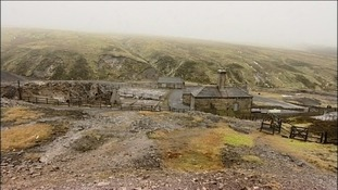 Commercial mining began here 300 years ago