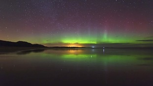 Northern Lights, North of England 2012 MICHAEL RIDLEY