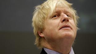 Boris begins his attempt at a Parliamentary comeback