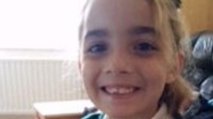 Seven-year-old Mary Shipstone was shot on Thursday afternoon.