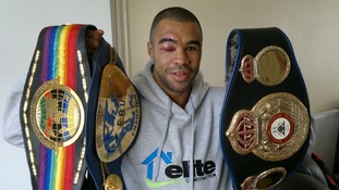 Boxer Rendall Munroe