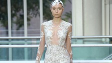 Julian Macdonald wedding dress