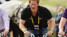 Prince Harry attending day four of the Invictus Games