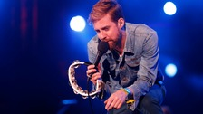 The Kaiser Chiefs were one of the main headliners.