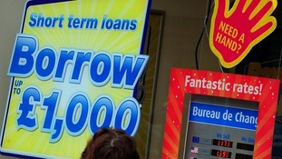 Report calls to restrict payday loan adverts