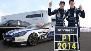 Scottish youngster impressively wins major British motor racing series