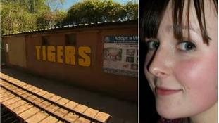 Inquest hears how tiger 'tore through enclosure door'
