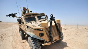 Midlands firms help produce new MoD vehicle