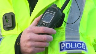 Three men have been arrested on suspicion of affray after a Newark fight