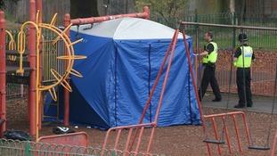 Man's body found in children's playground in Birmingham