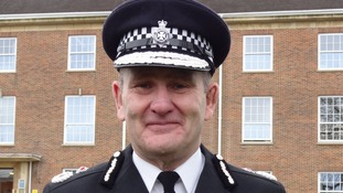 Chief Constable Patrick Geenty will remain in his job while under investigation by the IPCC