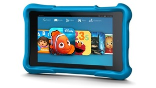 Amazon's Fire HD Kids Edition.