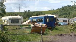 Bath gypsies