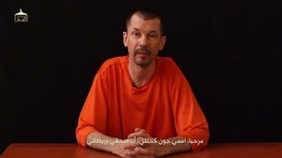 British hostage John Cantlie in new IS video: Full transcript