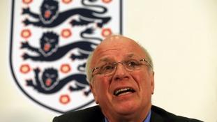 FA Chairman Greg Dyke.