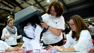 Live updates: The count begins in Scottish referendum