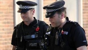 Police commissioner vote